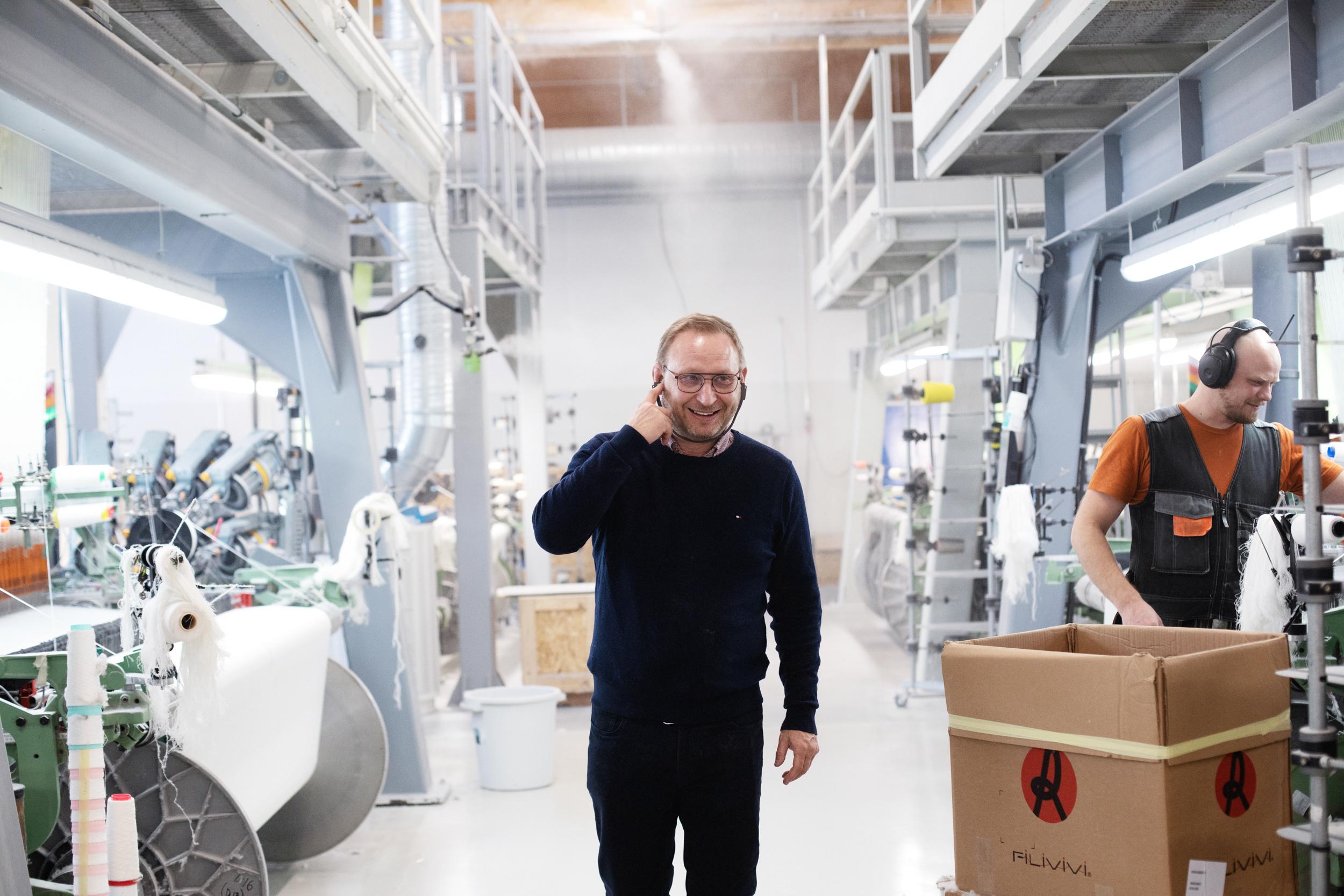 You are currently viewing Suomen lampaiden villaa teolliseen hyötykäyttöön ja uusia investointeja LAPUAN KANKUREILLA